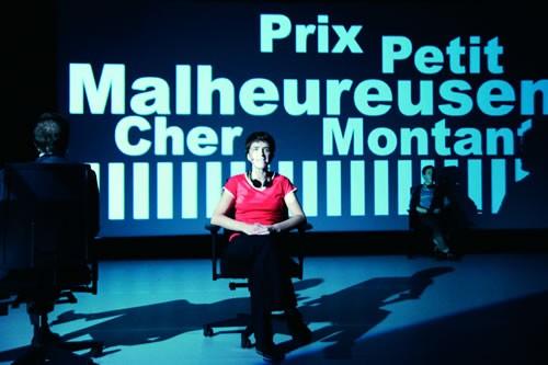 Une Société de Services - Critique sortie Avignon / 2012