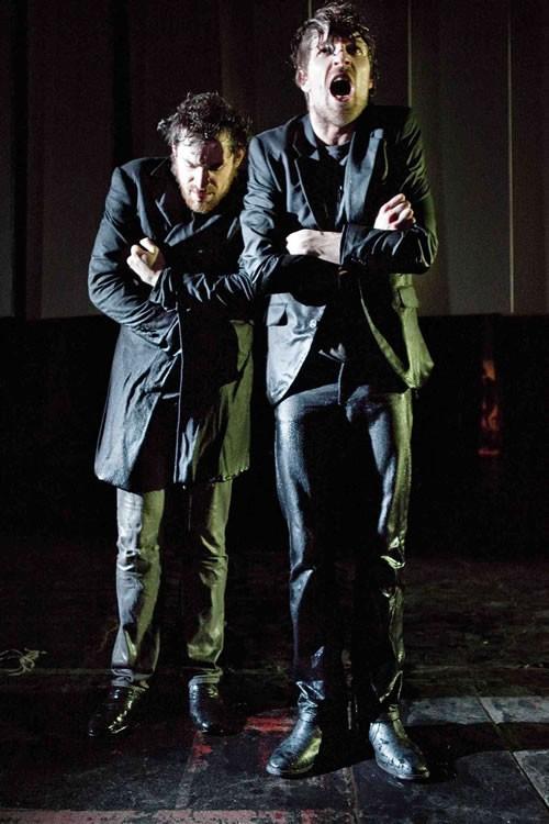 Baal - Critique sortie Avignon / 2012