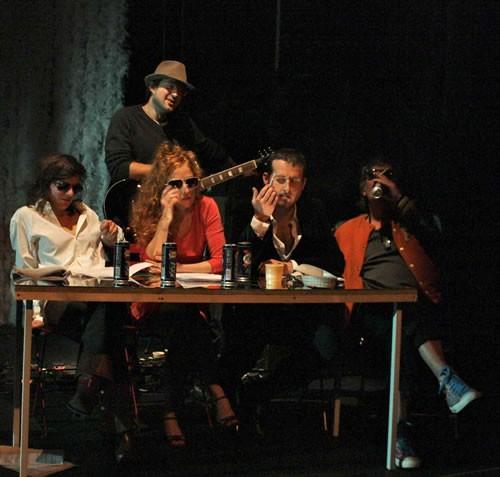 Club 27 - Critique sortie Avignon / 2012