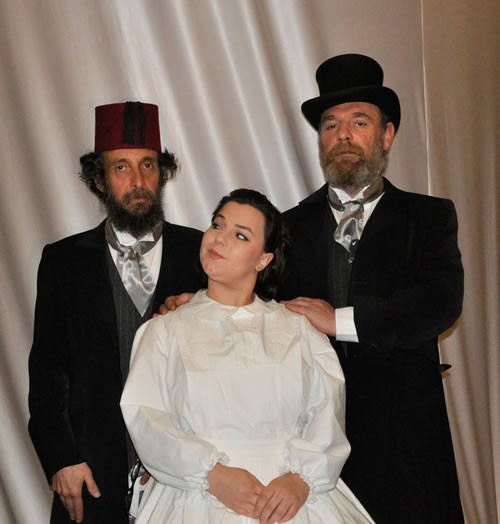 Psychopharmaka - Critique sortie Avignon / 2012