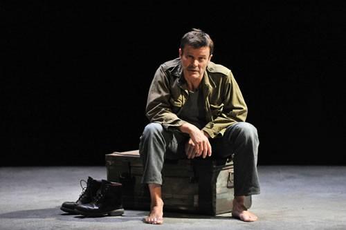 Un homme prisonnier de sa force et de sa douceur - Critique sortie Avignon / 2012