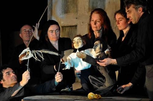 La Luna, luna pour Federico Garcia Lorca - Critique sortie Avignon / 2012