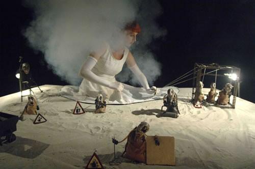 Mine noire - Critique sortie Avignon / 2012