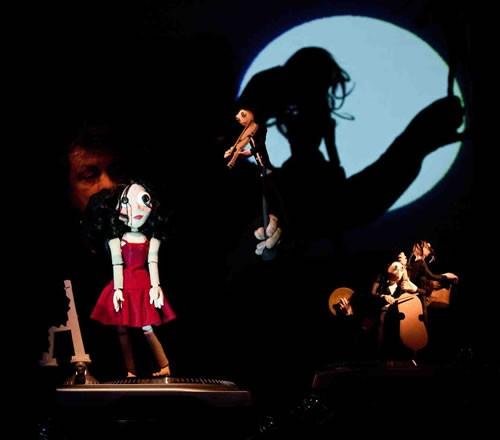 Opéra Vinyle - Critique sortie Avignon / 2012