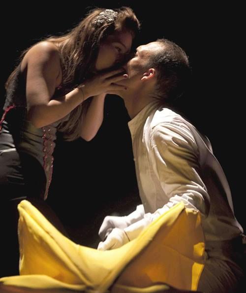 Oubliés - Critique sortie Avignon / 2012