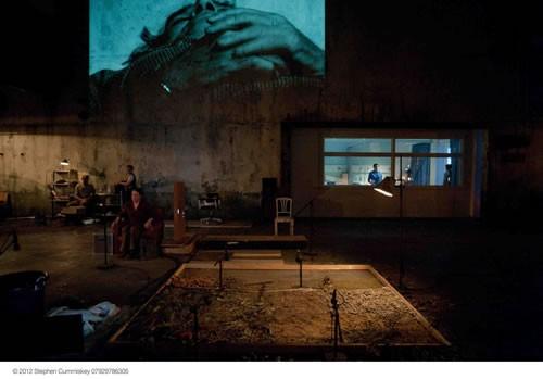 Les anneaux de Saturne / Dix milliards - Critique sortie Avignon / 2012