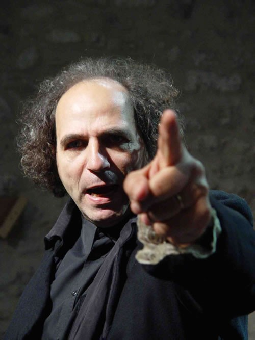 Ecce homo - Critique sortie Avignon / 2012