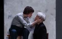 ©Cosimo Mirco Magliocca  Françoise Gillard (Antigone) et Véronique Vella (La Nourrice).
