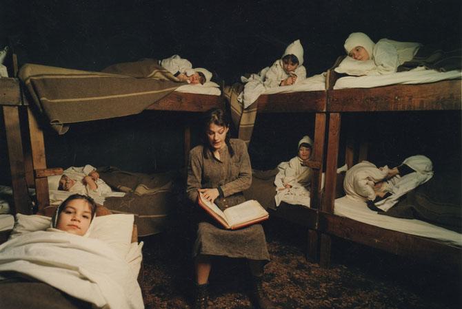 Buchettino par la Societas Raffaello Sanzio - Critique sortie Théâtre Paris Théâtre des Abbesses