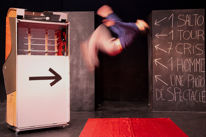De nos jours [notes on the circus] par  Ivan Mosjoukine - Critique sortie Théâtre Paris _THEATRE SILVIA MONFORT