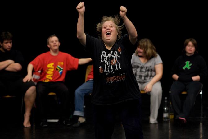 Disabled Theater - Critique sortie Danse Paris Centre Pompidou