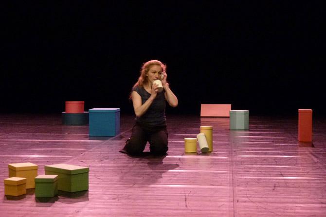 Emmanuelle Gorda : pédagogie et création - Critique sortie Danse Tours Centre Chorégraphique National de Tours