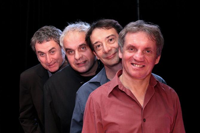 Je hais les Gosses - Critique sortie Jazz / Musiques Ivry-sur-Seine Théâtre d'Ivry Antoine Vitez