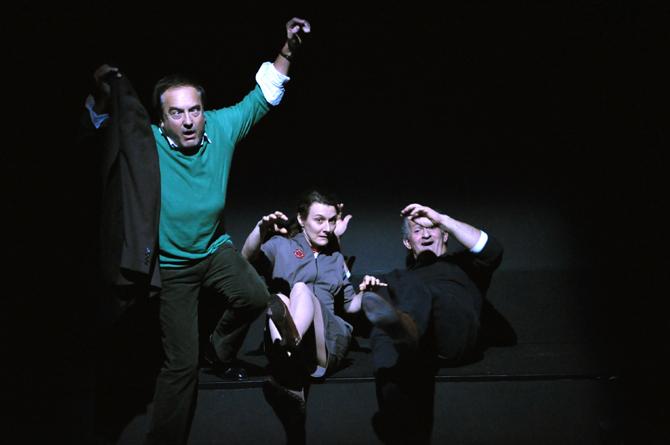Trois ans de partenariat avec IVT / Une aventure qui transcende les différences - Critique sortie Théâtre Colmar La Comédie de l'Est