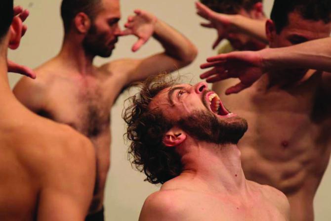 Tragédie - Critique sortie Danse Pontoise L'APOSTROPHE - THEATRE DES LOUVRAIS