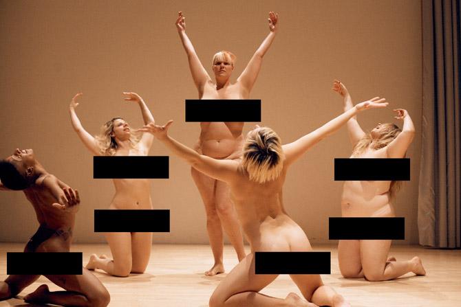 Untitled Feminist Show et We're gonna die - Critique sortie Théâtre Gennevilliers Théâtre2Genevilliers
