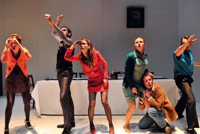 L'Assommoir - Critique sortie Théâtre Bordeaux Théâtre National de Bordeaux en Aquitaine