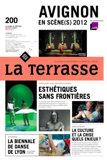 Edito - Critique sortie Avignon / 2012