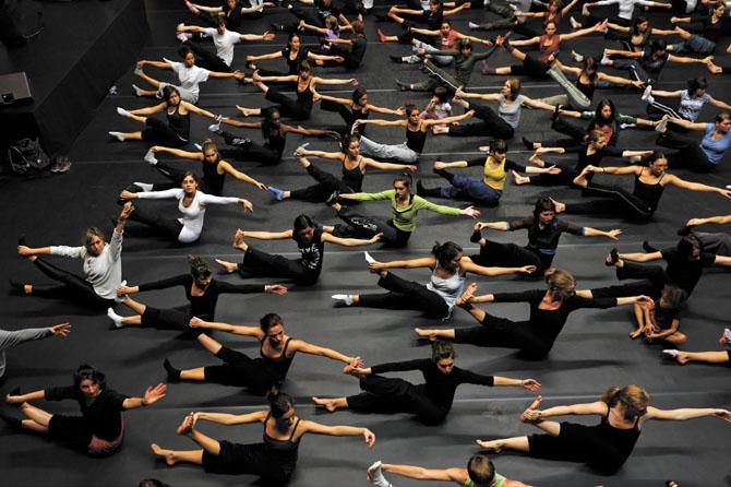 Danses partagées - Critique sortie Danse Pantin Centre national de la danse