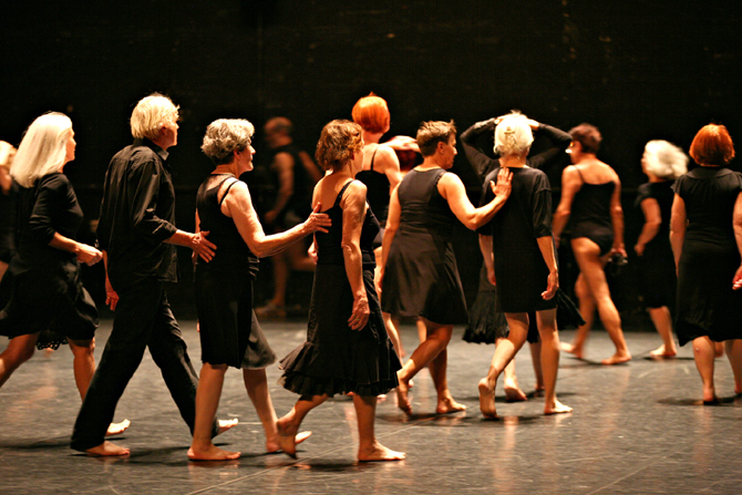 … du printemps ! - Critique sortie Danse Paris Théâtre de la Ville