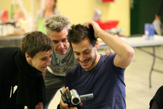 Johanny Bert, jeune directeur du Fracas, met en scène Le Goret. - Critique sortie Théâtre Montluçon Le Fracas