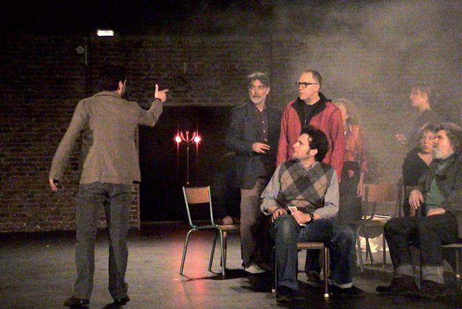 La Mouette - Critique sortie Théâtre Paris Athénée-Théâtre Louis-Jouvet