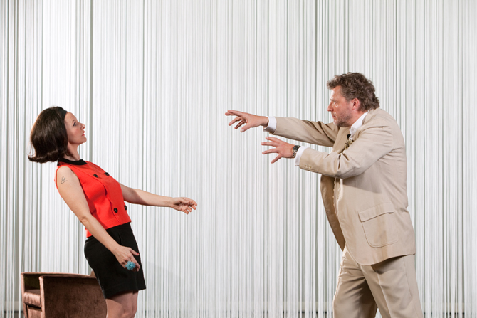 Mensonges et quiproquos amoureux - Critique sortie Théâtre Boulogne-Billancourt THEATRE DE L'OUEST PARISIEN
