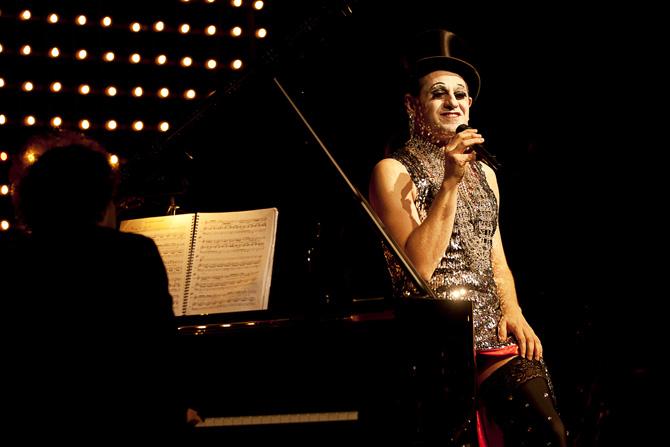 Miss Knife chante Olivier Py - Critique sortie Théâtre Paris Athénée-Théâtre Louis-Jouvet