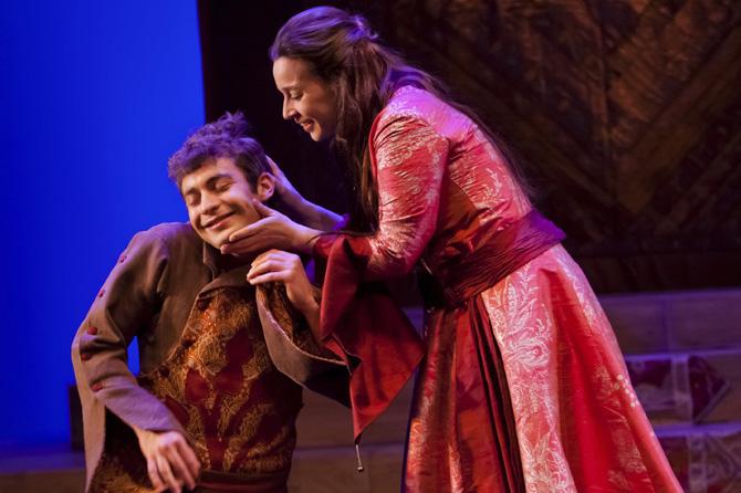 Rostam et Sohrâb - Critique sortie Théâtre Paris Théâtre de l'Epée de Bois