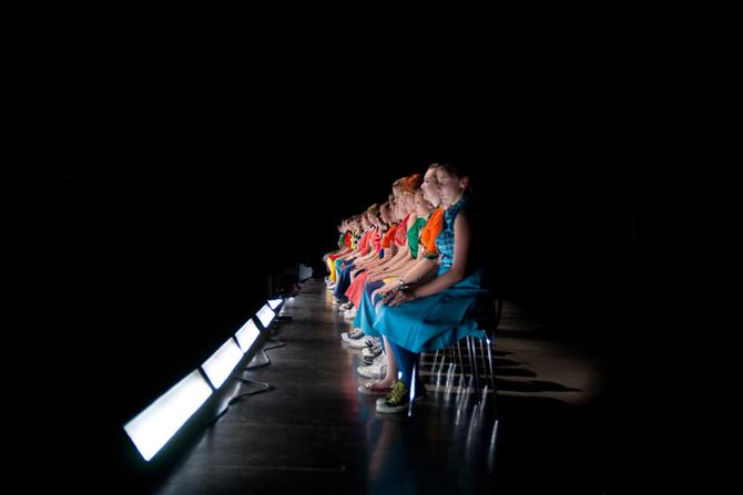 WHEN THE MOUNTAIN CHANGED ITS CLOTHING - Critique sortie Classique / Opéra Paris Théâtre de la Ville