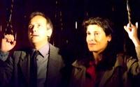 Frédéric Constant et Catherine Pietri dans Une heure en ville. © MCB