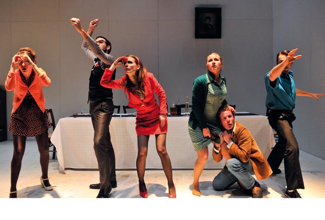 L'Assommoir - Critique sortie Théâtre Bordeaux _TNBA