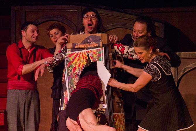 Andiamo ! - Critique sortie Théâtre Antony _Espace cirque Antony