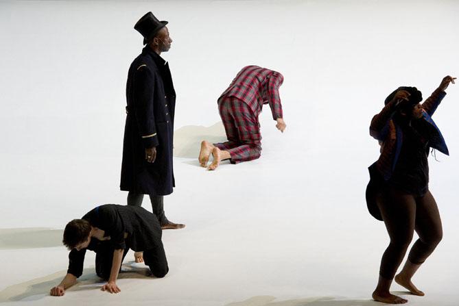 Baron Samedi - Critique sortie Danse Paris Théâtre de la Cité Internationale