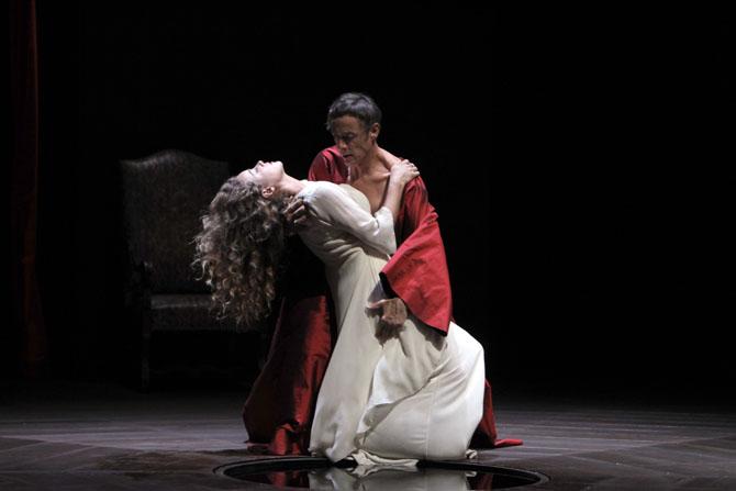 JEAN LOUIS MARTINELLI MET EN SCENE BRITANNICUS - Critique sortie Théâtre Nanterre Théâtre Nanterre-Amandiers