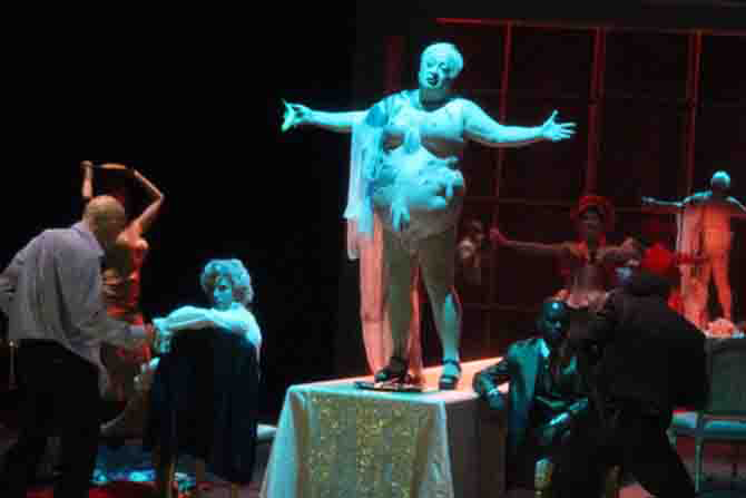Bug ! - Critique sortie Théâtre Paris Théâtre de la Tempête