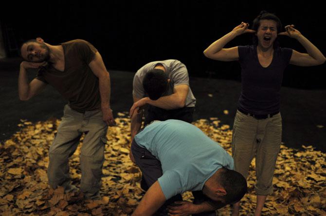 Et des poussières… - Critique sortie Danse Vélizy-Villacoublay L'Onde