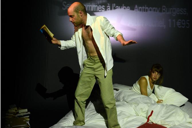 HHhH - Critique sortie Théâtre Aubervilliers Théâtre de la Commune