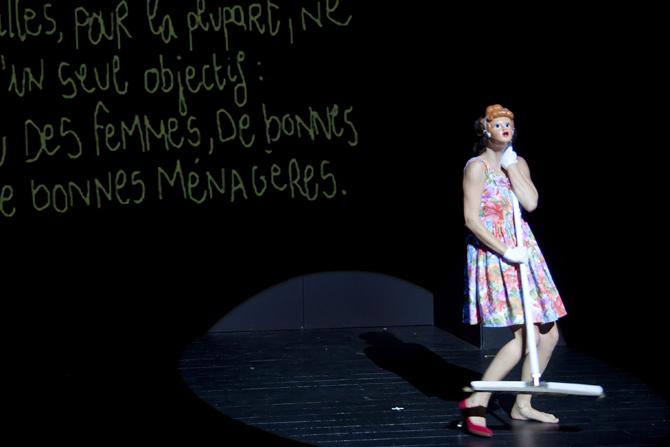 Modèles - Critique sortie Théâtre Paris Théâtre du Rond-Point