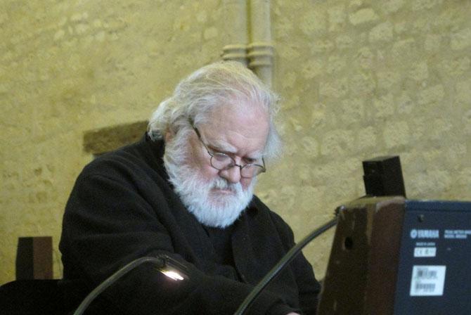 Pierre Henry / Au fil des notes - Critique sortie Classique / Opéra Rouen Le 106