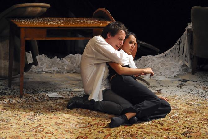 Les Serments indiscrets de Marivaux par Christophe Rauck - Critique sortie Théâtre saint denis Théâtre Gérard Philipe