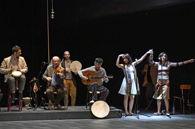 Tout un homme - Critique sortie Théâtre Nanterre Théâtre Nanterre-Amandiers