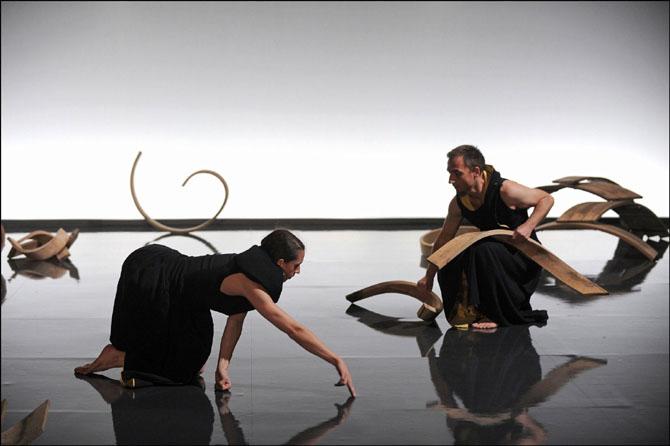 Un terrain encore vague - Critique sortie Danse Malakoff La Fabrique des arts