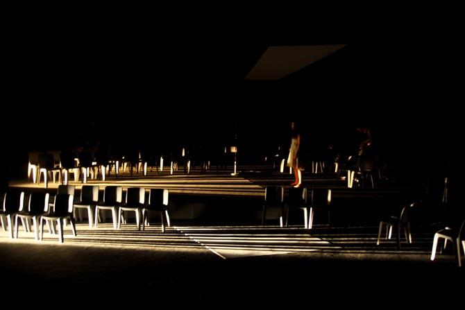 Antigone - Critique sortie Théâtre La Courneuve _Centre Jean-Houdremont