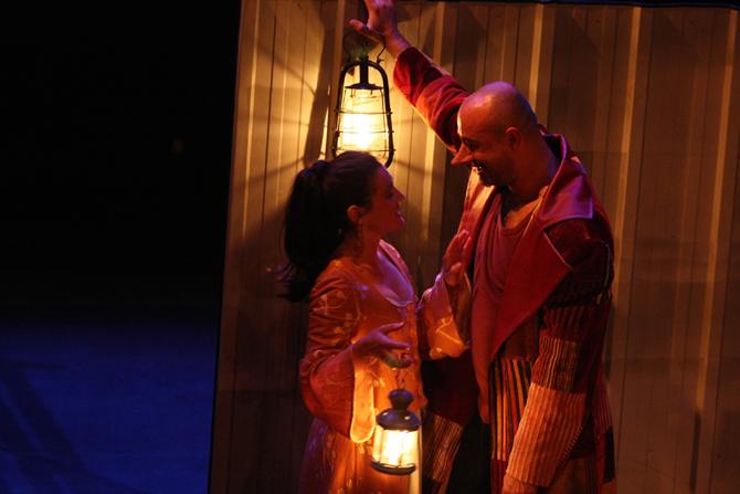Cyrano de Bergerac - Critique sortie Théâtre Paris Théâtre de l'Epée de Bois