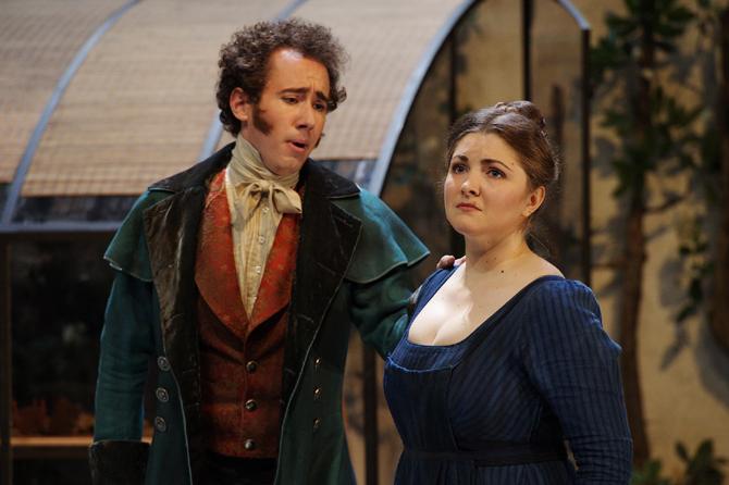 L'une arrive, l'autre part - Critique sortie Classique / Opéra