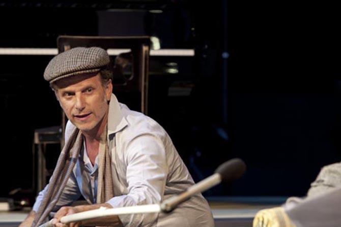 Gould / Menuhin - Critique sortie Théâtre Nice _THEATRE NATIONAL DE NICE
