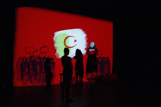 Je vous ai compris ou l'Histoire complexe de la colonisation - Critique sortie Théâtre Paris Centre Wallonie-Bruxelles