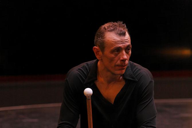 Colosse - Critique sortie Théâtre La Plaine Saint-Denis Académie Fratellini