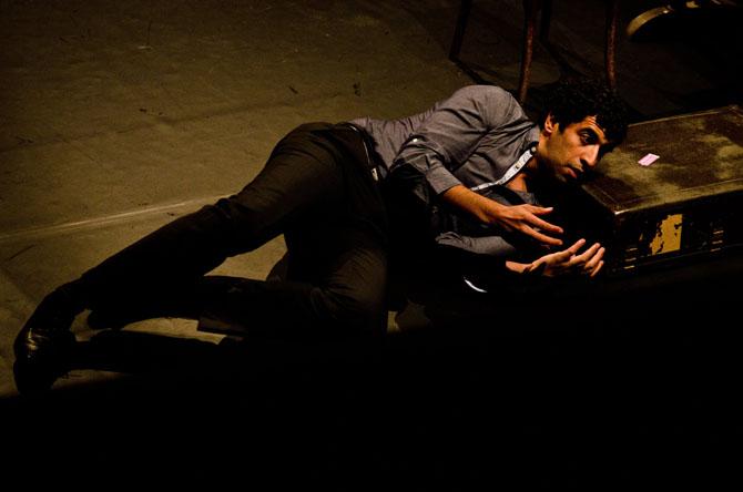Le poète comme boxeur - Critique sortie Théâtre Paris CITE NATIONALE DE L'immigration